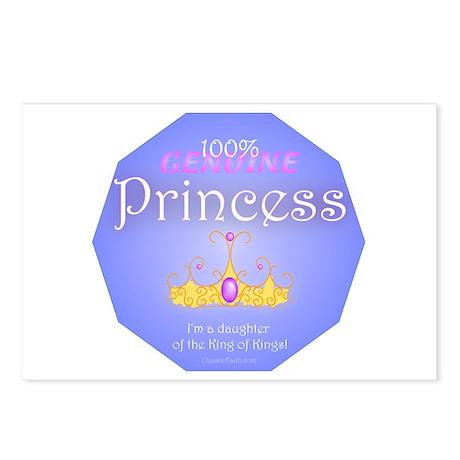 Genuine Princess Postcards (Package of 8)