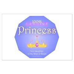 Genuine Princess Posters