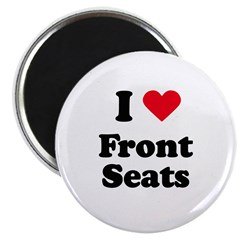 I love front seats 2.25