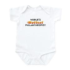 World's Hottest Phila.. (B) Infant Bodysuit