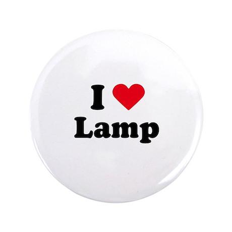 "I love lamp 3.5"" Button"
