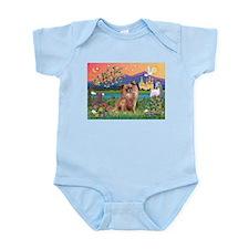 Fantasy Land / Chihuahua Infant Bodysuit