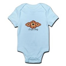 Cute Baby hawaii Infant Bodysuit