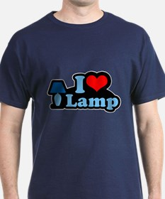 I love lamp T-Shirt