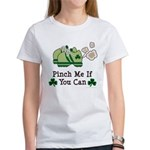 St Patrick's Day Runner Women's T-Shirt