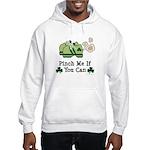 St Patrick's Day Runner Hooded Sweatshirt