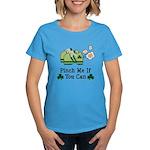 St Patrick's Day Runner Women's Dark T-Shirt