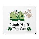 St Patrick's Day Runner Mousepad