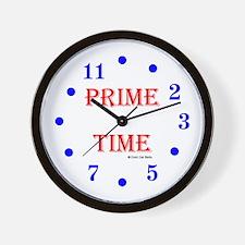 Cute Prime numbers Wall Clock