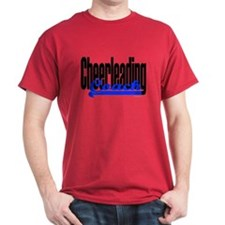 Cheerleading Coach (Blue) T-Shirt