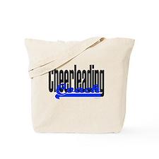 Cheerleading Coach (Blue) Tote Bag