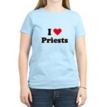 I love priests Women's Light T-Shirt