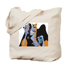 Cute Thief Tote Bag