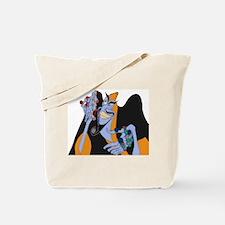 Cute Thief Tote Bag