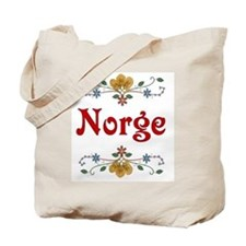 Cute Norwegian Tote Bag