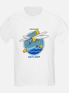 Volkswaffe Anti-Shipping Gruppe T-Shirt