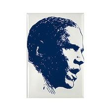 Obama Portrait Rectangle Magnet (100 pack)