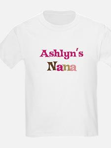 Ashlyn's Nana T-Shirt