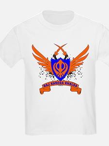 Raj Karega Khalsa. T-Shirt