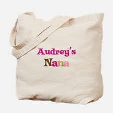 Audrey's Nana Tote Bag