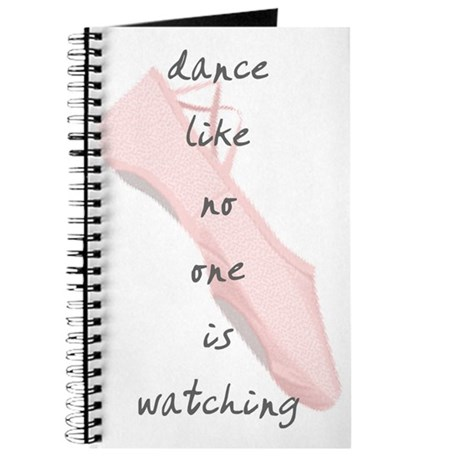 Ballet Slippers Journal