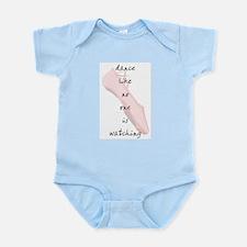 Ballet Slippers Infant Bodysuit