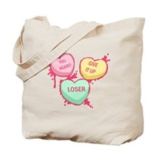 sourhearts Tote Bag
