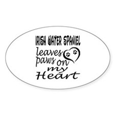 Heart & Bazookas Rectangle Decal