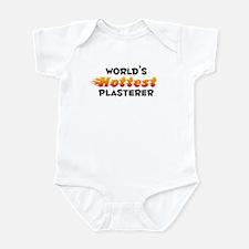 World's Hottest Plast.. (B) Infant Bodysuit