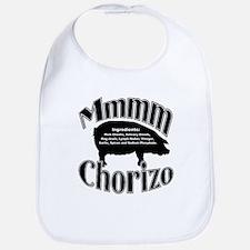 Mmmm Chorizo - Black Bib