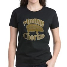 Mmmm Chorizo - Brown Tee