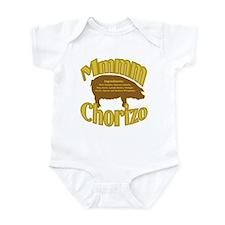 Mmmm Chorizo - Tan/Brown Infant Bodysuit