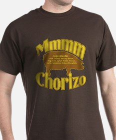 Mmmm Chorizo - Tan/Brown T-Shirt