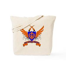 Raj Karega Khalsa. Fashion Bag