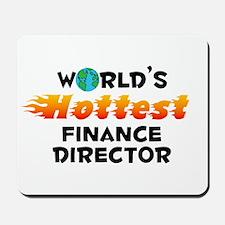 World's Hottest Finan.. (C) Mousepad
