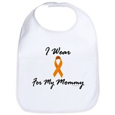 I Wear Orange For My Mommy 1 Bib