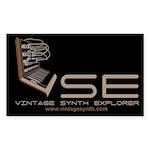 VSE Rectangle Sticker