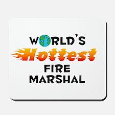 World's Hottest Fire .. (C) Mousepad