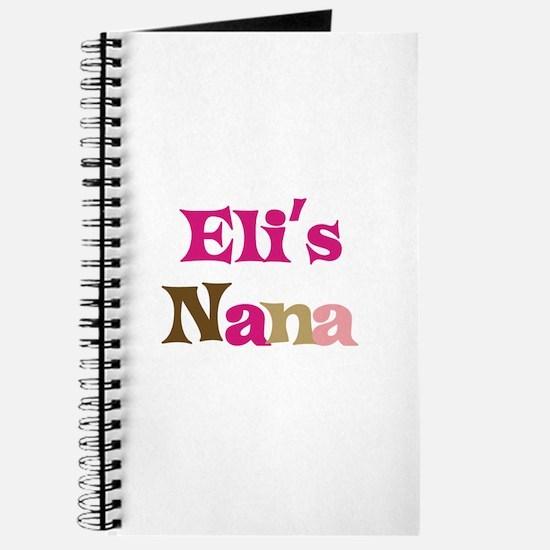 Eli's Nana Journal