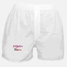 Elijah's Nana Boxer Shorts