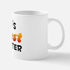 World's Hottest Firef.. (C) Mug