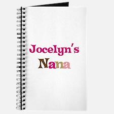 Jocelyn's Nana Journal