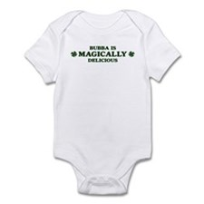 Bubba is delicious Infant Bodysuit