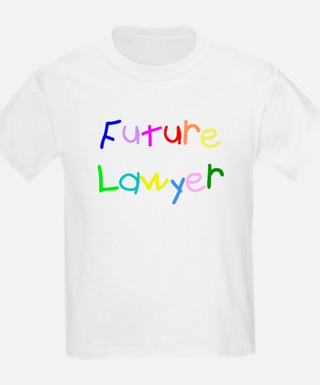 Future Lawyer T-Shirt