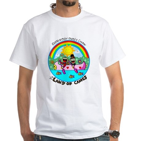 Land of Canoes Expletive-Free T-Shirt