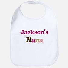 Jackson's Nana Bib