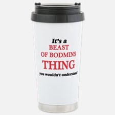 It's a Beast of Bod Stainless Steel Travel Mug