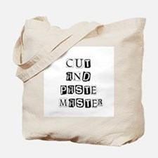 """Cut And Paste Master"" Tote Bag"