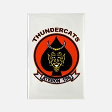 VA 196 Thundercats Rectangle Magnet