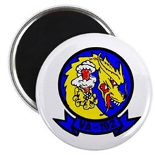 VA 192 Golden Dragons Magnet